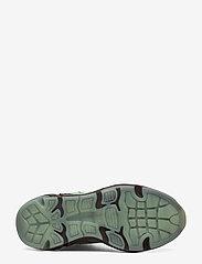 Ganni - Tech - chunky sneakers - ermine - 4