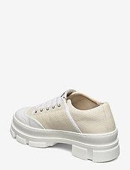 Ganni - Hybrid Sneakers - sneakersy niskie - egret - 2