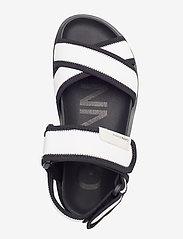 Ganni - Hiking Sandal Scuba - matalat sandaalit - egret - 3