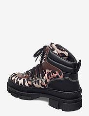 Ganni - Sporty Boot - platte enkellaarsjes - leopard - 2