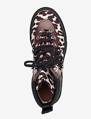 Ganni - Sporty Boot - platte enkellaarsjes - leopard - 3