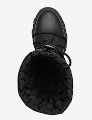 Ganni - Working Boot - flade ankelstøvler - black - 3
