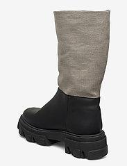 Ganni - Working Boot - lange laarzen - nature - 2