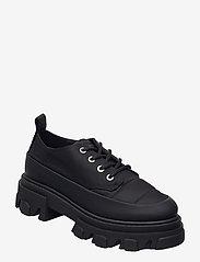 Ganni - Nylon - chunky sneakers - black - 1