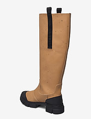 Ganni - Recycled Rubber - long boots - chipmunk - 2