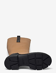 Ganni - Recycled Rubber - long boots - chipmunk - 4