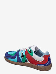 Ganni - Sporty Mix - low top sneakers - sky captain - 2
