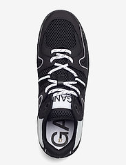Ganni - Sporty Mix - lave sneakers - black - 3