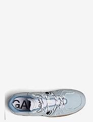 Ganni - Sporty Mix - sneakersy niskie - denim - 3