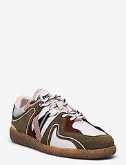 Ganni - Sporty Mix - sneakersy niskie - kalamata - 0