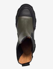 Ganni - Mid Chelsea Boot - chelsea støvler - kalamata - 3