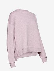 Ganni - Isoli - sweatshirts - cherry blossom - 3