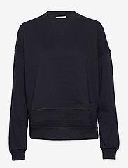 Ganni - Isoli - sweatshirts & hoodies - sky captain - 0