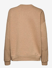 Ganni - Isoli - sweatshirts & hoodies - tannin - 1