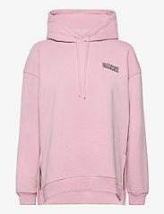 Ganni - Software Isoli - sweatshirts & hoodies - sweet lilac - 0