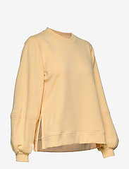 Ganni - Software Isoli - sweatshirts & hættetrøjer - anise flower - 3