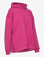 Ganni - Software Isoli - sweatshirts & hoodies - shocking pink - 3