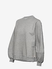 Ganni - Software Isoli - sweatshirts & hættetrøjer - paloma melange - 3
