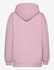 Ganni - Software Isoli - sweatshirts & hættetrøjer - sweet lilac - 1