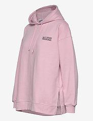 Ganni - Software Isoli - sweatshirts & hættetrøjer - sweet lilac - 3