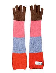 Ganni Knit - FIERY RED