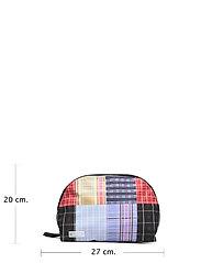 Ganni - Tech Fabric Toiletry Bag - torby kosmetyczne - forever blue - 6