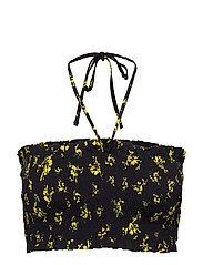 Ganni Recycled Fabric Swimwear - MULTICOLOUR