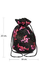 Ganni - Hand Beaded Accessories Purse - shoulder bags - black - 5