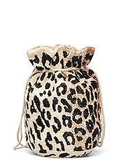 Hand Beaded Accessories - LEOPARD