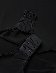 Ganni - Sleeveless Body - bodies & slips - black - 3