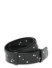 Studded Belt - BLACK
