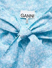 Ganni - Skirt - strandtøj - alaskan blue - 2