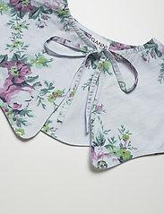 Ganni - Printed Cotton Poplin - accessories - heather - 2