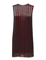 Humphrey Beads - CABERNET STRIPE