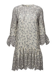 Emile Lace Dress - Vanilla Ice