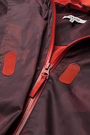 Ganni - Vandalia - cienkie płaszcze - decadent chocolate - 3