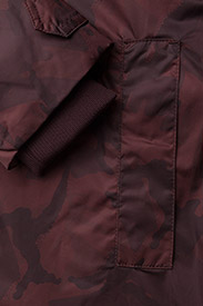 Ganni - Vandalia - cienkie płaszcze - decadent chocolate - 4