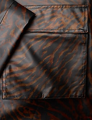 Ganni - Biodegradable Jacket - vêtements de pluie - tiger - 4