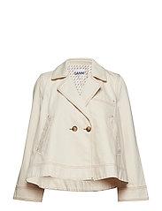 Heavy Twill Short Jacket
