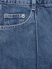 Ganni - Suit Denim - broeken met wijde pijpen - denim - 2