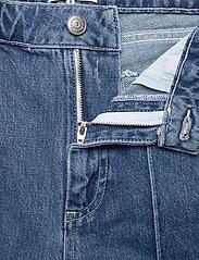 Ganni - Suit Denim - broeken met wijde pijpen - denim - 3