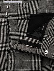 Ganni - Suiting - bukser med brede ben - phantom - 3