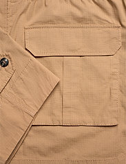 Ganni - Ripstop Cotton Chino - utility-jakker - tannin - 6