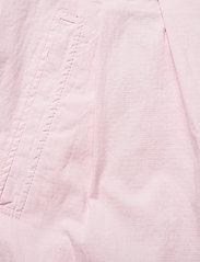 Ganni - Ripstop Cotton Chino - bukser med brede ben - cherry blossom - 2