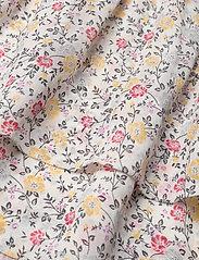 Ganni - Printed Georgette - korte nederdele - egret - 3