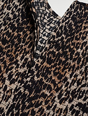 Ganni - Cotton Silk - leopard - 3