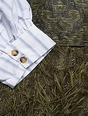 Ganni - Feathery Cotton - midi kjoler - kalamata - 3