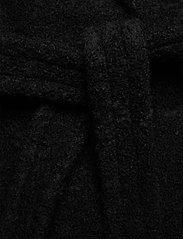 Ganni - Boucle Wool - ulljackor - black - 5