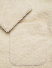 Ganni - Boucle Wool - wool jackets - egret - 3