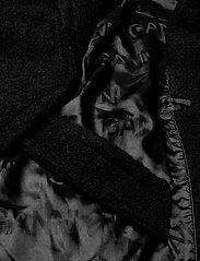 Ganni - Boucle Wool - uldfrakker - black - 3
